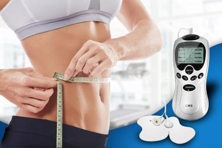 estimulacion digital 8 electrodos adelgaza y tonifica