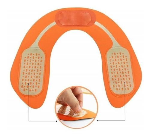 estimulador electrico cola portatil ondas ems control remoto