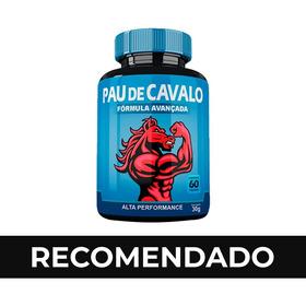 Estimulante Pau De Cavalo Original Com 60% De Desconto