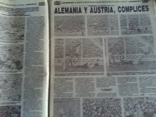 esto periodico mundial españa 82 alemania 1 austria 0