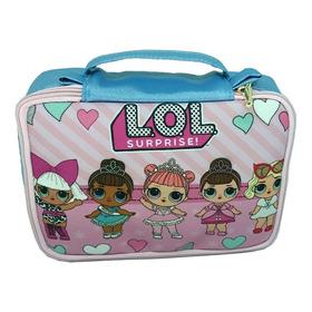 Estojo Box  100 Pens Escola Personalizado Lol Bonecas Cute
