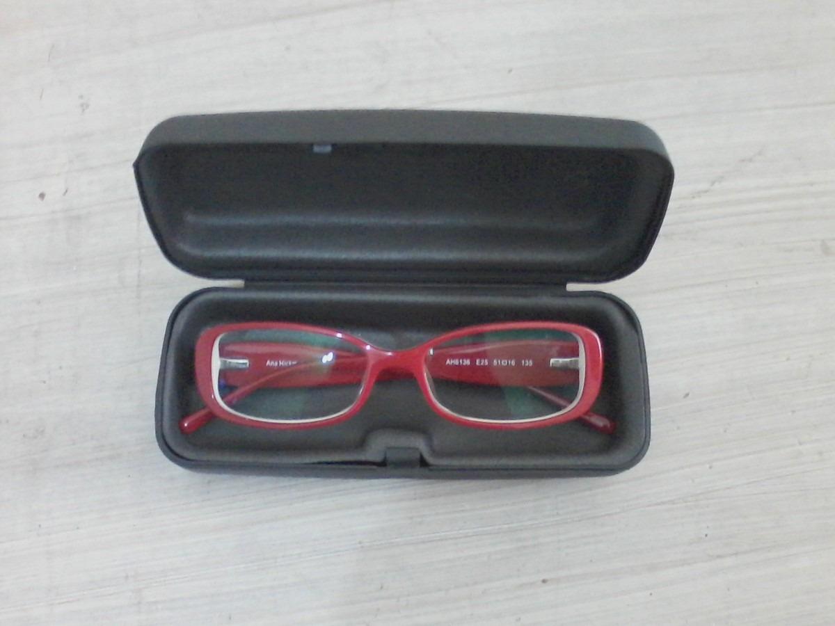 4fe0410a187cc estojo case para óculos de grau (ganhe um brinde). Carregando zoom.