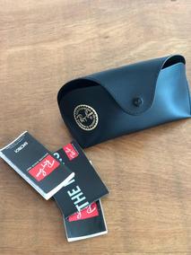 263e58c9b Kit Ray Ban Case Flanela - Óculos no Mercado Livre Brasil