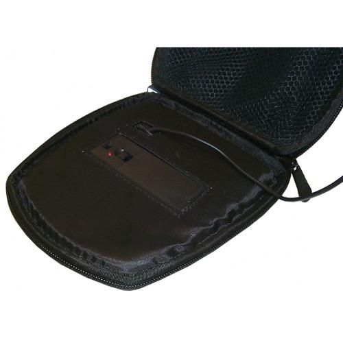 estojo cd player portátil 2 alto-falantes d-concepts spc210