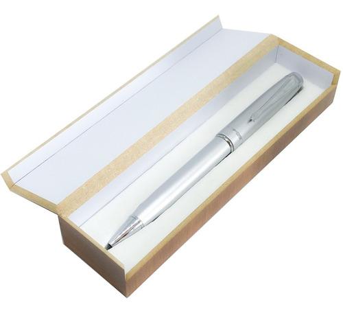 estojo de madeira caneta metal esferográfica kit de 10 peças