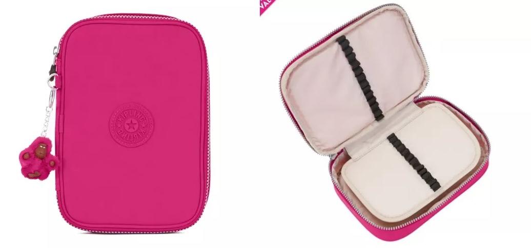 c1d256969 Estojo Escolar 100 Pens Varias Cores Rosa Very Berry - R$ 298,99 em Mercado  Livre