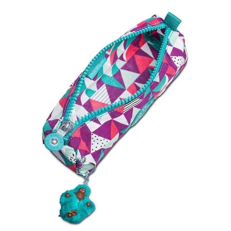 7e95e9c93 Estojo Freedom Azul Vibrant Deco Kipling - R$ 199,00 em Mercado Livre