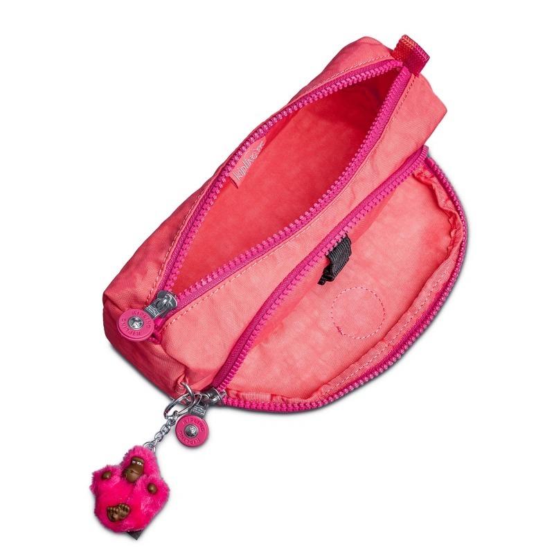 37b21ac71 estojo kipling cute original 0940604v rosa loja pixolé. Carregando zoom.