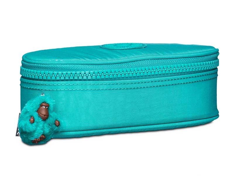 e15a72037 estojo kipling duobox original 1290893l verde aqua pixolé. Carregando zoom.