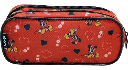 estojo minnie love - 8915