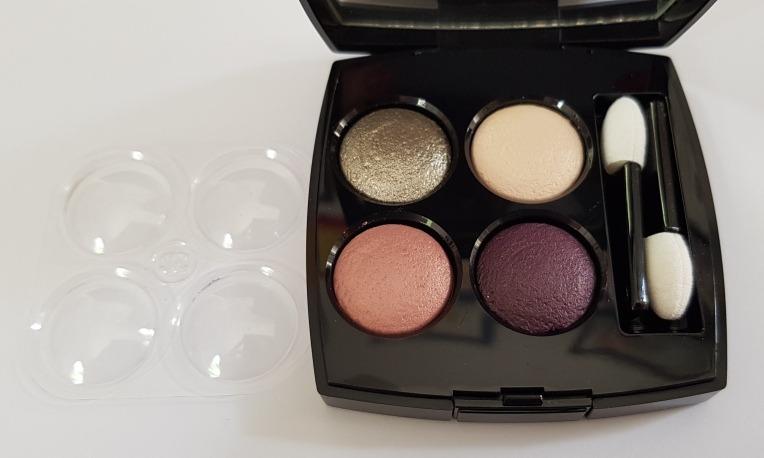 1d370898d Estojo Paleta Sombras Quarteto Chanel Original Novo 272 - R$ 229,00 ...