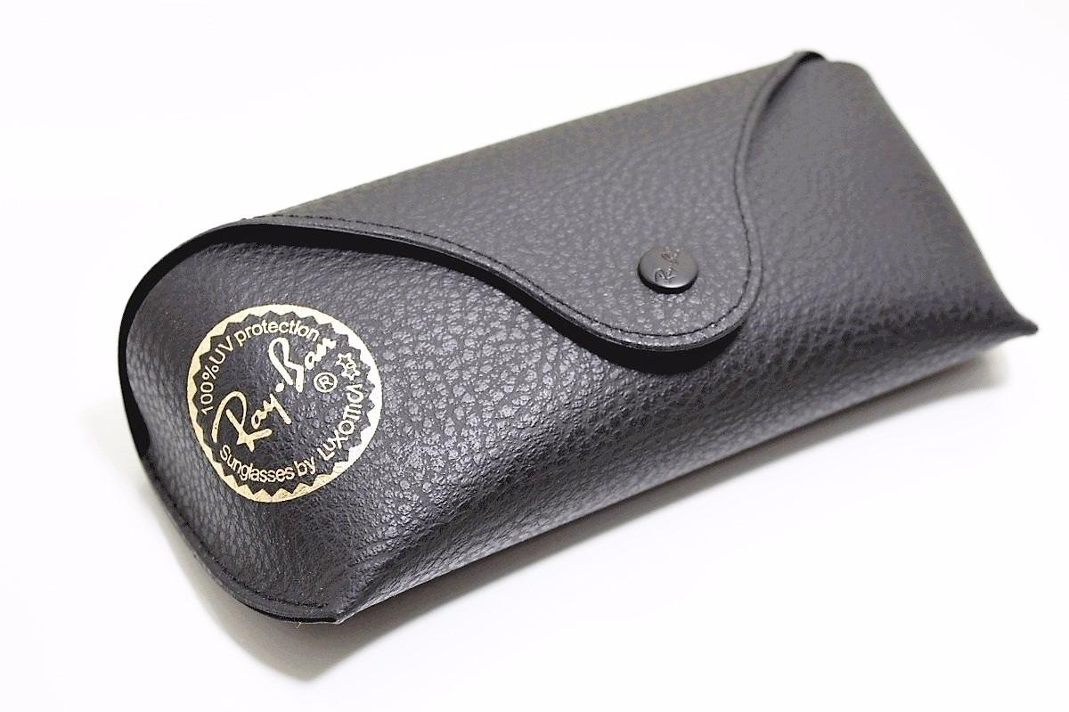 Estojo Ray Ban Couro Kit Flanela + Case + Caixa - Promoção - R  40,00 em  Mercado Livre eacbdbc4fb