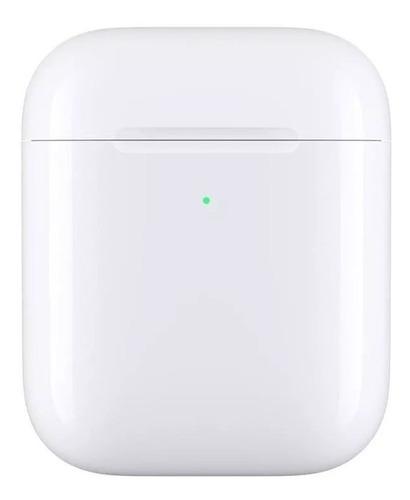 estojo recarga sem fio wireless airpods - mr8u2be/a original