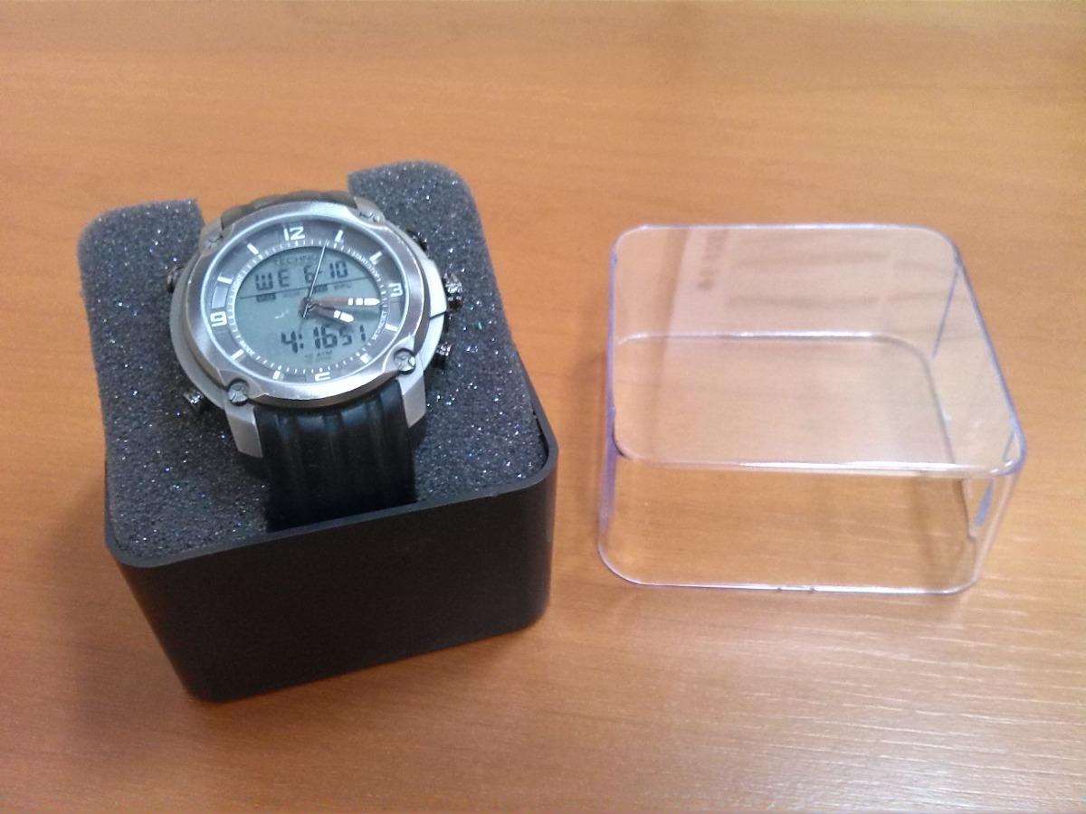 3f181cb5f67 01 Caixa Acrílico + Espuma - Estojo Plástico P  Relógio - R  49