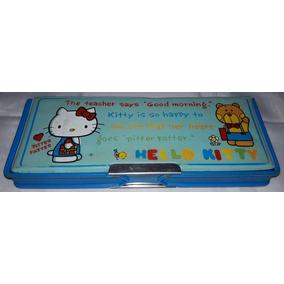 d01804b317 Estojo Escolar Hello Kitty no Mercado Livre Brasil