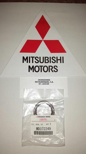 estopera cigüeñal delantera mitsubishi montero sport /límite