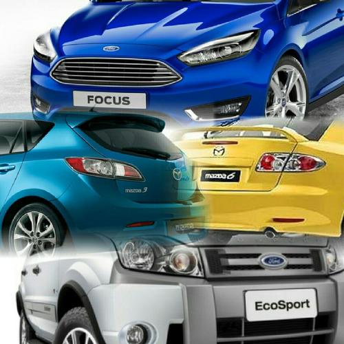 estopera cigueñal trasera ford ecosport 2.0 focus ranger 2.3