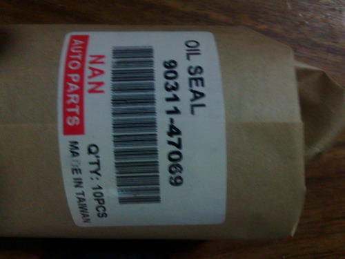 estopera damper de toyota  2 f y 3 f