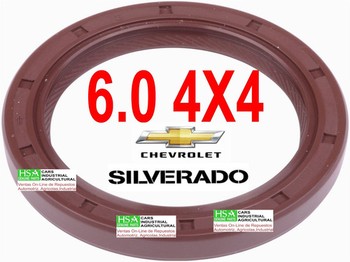estopera eje entrada d l caja silverado 2500-3500-6.04x4 * [