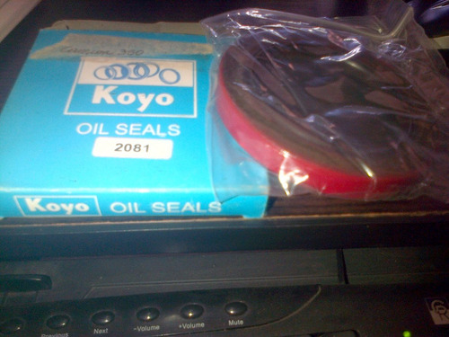 estopera rueda tracera chev. c-30 hasta 98  koyo 2081