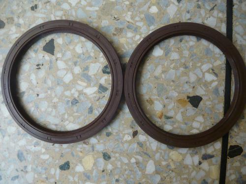 estopera trasera de cigueñal mitsubishi h41 mf/mx/zx 2.0 93