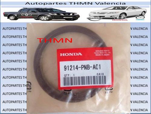 estopera trasera motor honda accord v6 original/ 91214pnba01