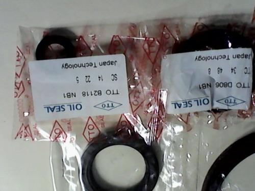 estoperas para ford laser 98 1.8 aut. (levas cigueñal rotor)