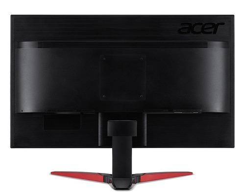 estoque limitado! monitor gamer acer kg251q 24.5  full hd