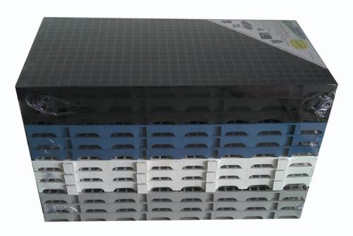estrado piso pallet palete plástico pead para câmara fria