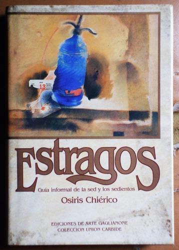 estragos / osiris chiérico