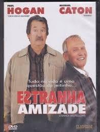 estranha amizade dvd