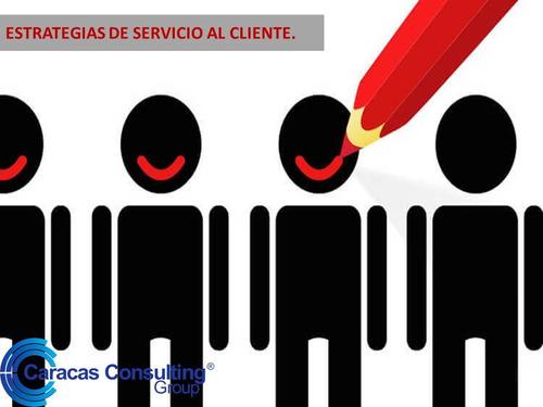 estrategias de servicios al cliente