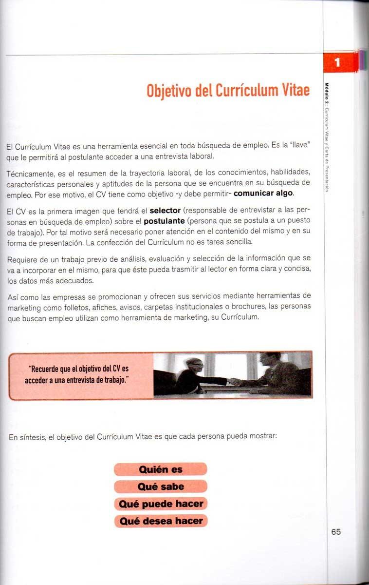 Estrategias Para La Busqueda De Empleo - Cv Y Entrevista - $ 570,00 ...