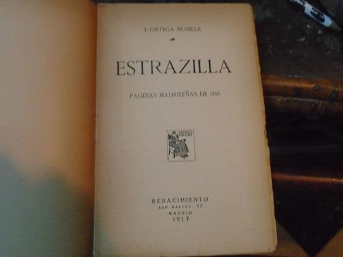 estrazilla paginas madrileñas de 1866 j ortega munilla