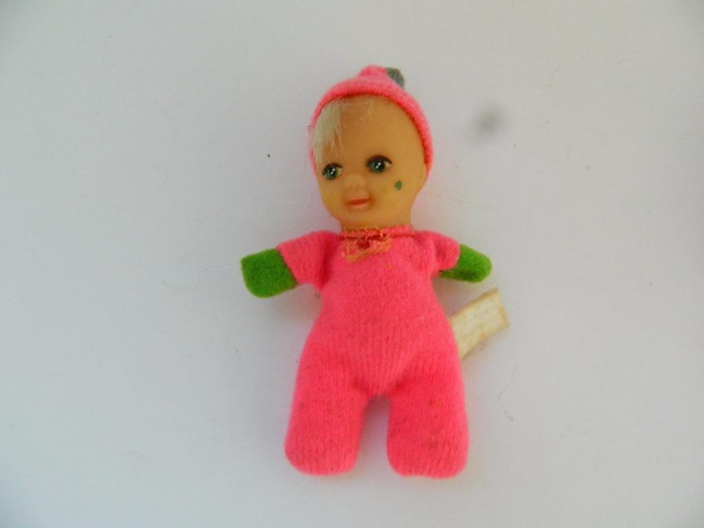 Estrela Boneca Fofolete Rosa Anos 8090 Envio 1000