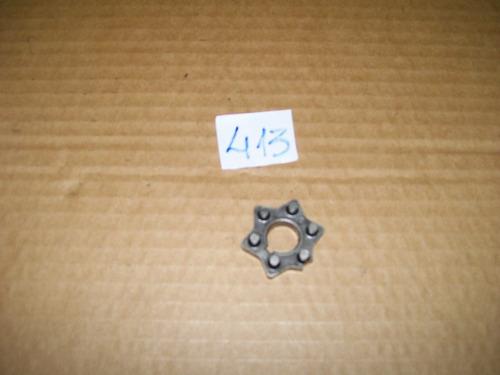 estrela eixo trambulador motor yamaha dt 200 original(usada)