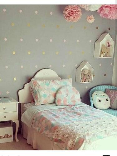estrellas  adhesivas decoración cuarto bebe grandes calidad