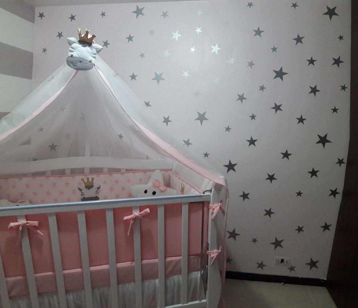 Estrellas Adhesivas Decoración Cuartos Bebe 120 Und