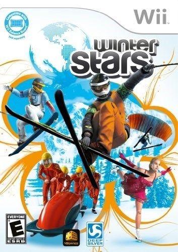 estrellas de invierno juego de nintendo wii nuevo y sellado