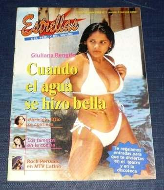 estrellas del perú y mundo 2003 agua bella giuliana rengifo