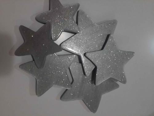 estrellas ultrabrillo fibrofacil decoracion habitacion bebe