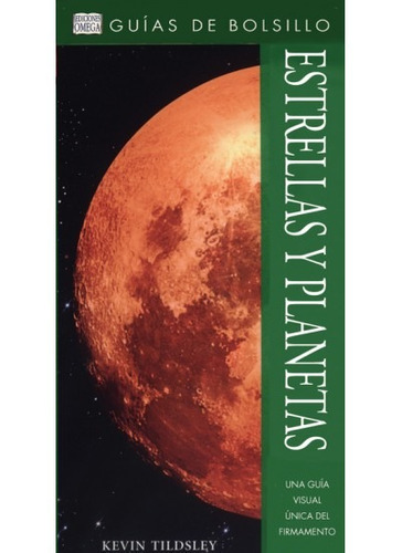 estrellas y planetas.guia de bolsillo(libro )