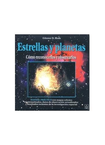 estrellas y planetas(libro )