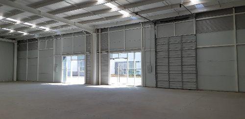 estrena bodega en renta de 1000 m2 con uso de suelo mixto en el marqués