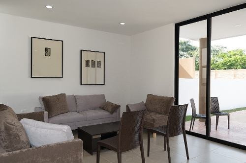 estrena casa con alberca en privada mediterranea a un super precio