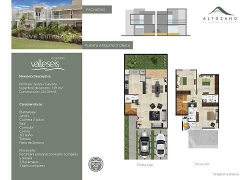 estrena casa en altozano tabasco modelo garza valle 6 villahermosa