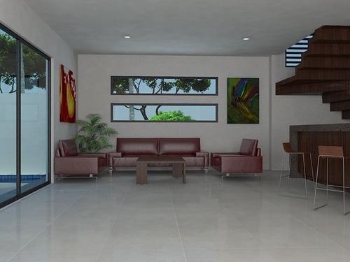 estrena casa en cancún con alberca