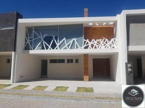 estrena casa en parque coahuila-lomas de angelopolis $25,000