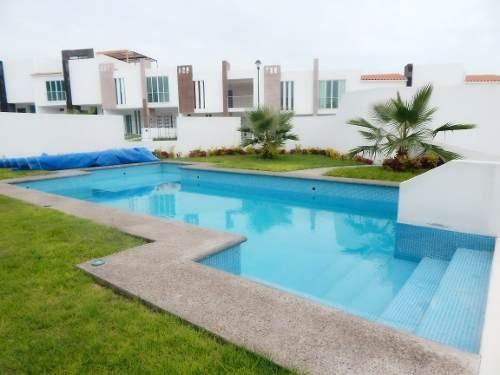 estrena casa en zibatá, alberca, 3 recámaras, jardín, 2.5 baños, dobles alturas