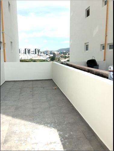 estrena departamento de 2 hab. y terraza en life juriquilla.
